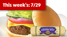 Fresh 73% Lean Ground Beef
