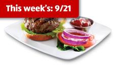 Specially SelectedFresh Prime Rib or NY StripSteak Burger