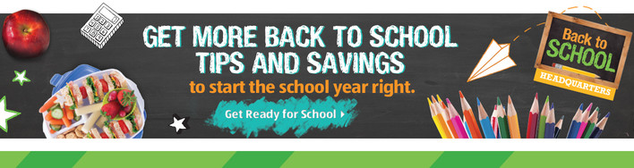 Special Buys Back to School